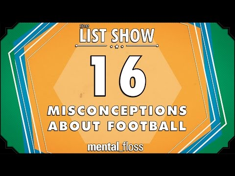 16 Misconceptions About Football