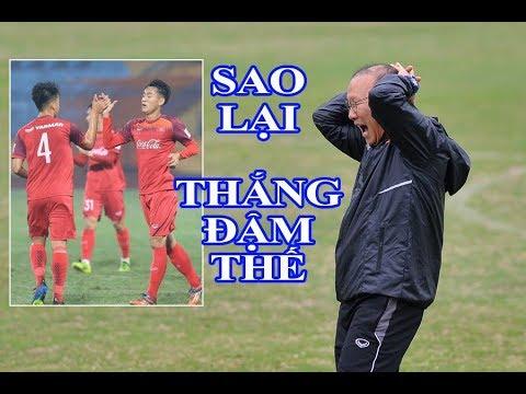 HLV Park Hang Seo sử dụng đội hình SIÊU LẠ, U23 Việt Nam khiến Đài Loan SỤP ĐỔ - Thời lượng: 11:09.