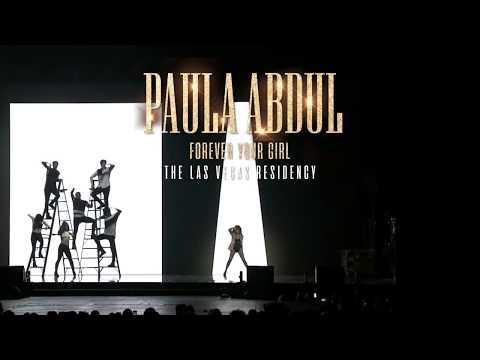Paula Abdul - Forever Your Girl (The Las Vegas Residency)