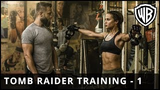 Video Tomb Raider - Training Week One - Warner Bros. UK MP3, 3GP, MP4, WEBM, AVI, FLV Maret 2018