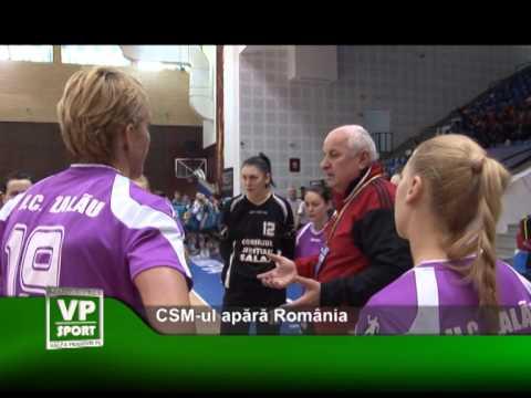 CSM-ul apara Romania
