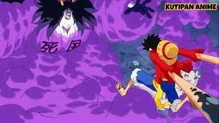 Luffy Vs Caesar Clown Final Fight!!! sub indo (One piece)