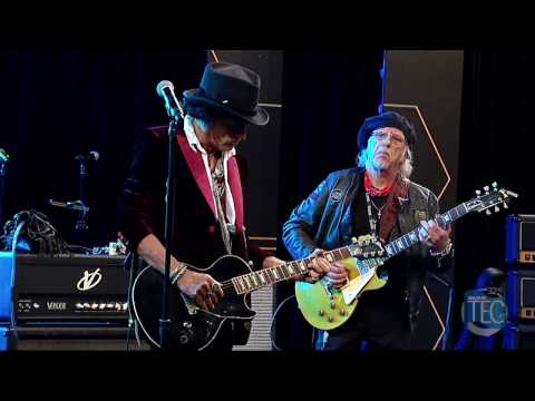 Joe Perry and the Hollywood Vampires: Combination (TE ...