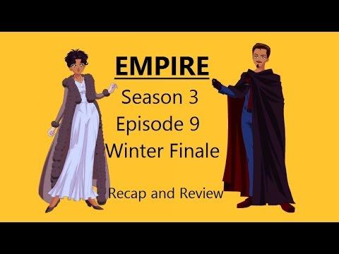 Empire Winter Finale Season 3 episode 9 recap and review