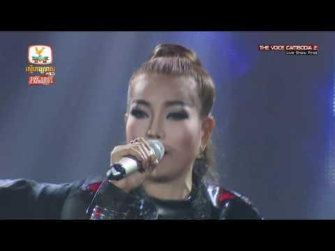 San Sreylai, Bong Cheh Kbat Aun Aun Kor Cheh Kbat Bong, The Voice Cambodia 2016