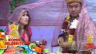 Video Pernikahan Ayu Ting Ting dan Aziz Gagap - Komik Selebriti (21/4) MP3, 3GP, MP4, WEBM, AVI, FLV September 2019
