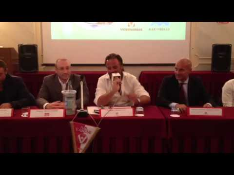 """Antonio Rosati e il """"nuovo"""" Varese"""