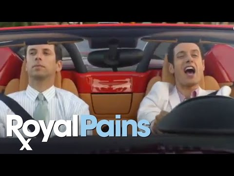 Royal Pains Season 5 (Promo 2)