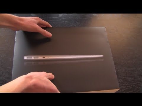 apple macbook air - This is my unboxing video for the 13.3