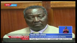 NOCK Sec Gen And Vice Chair Released On A Ksh 200,000 Cash Bail