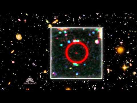 Ο αρχαιότερος γαλαξίας του σύμπαντος…