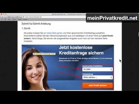 STOPP! Kredit von Privat - Privatkredit - Auxmoney Erfahrungen