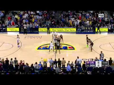 Lakers vs nuggets full game highlights december 3/2019