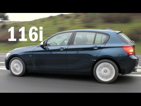 BMW 116i 2012 Testi