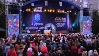 Святковий концерт на Озерній.