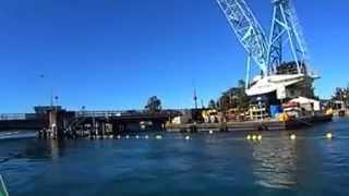 Swansea Australia  City pictures : Boating in Swansea Channel Lake Macquarie Australia
