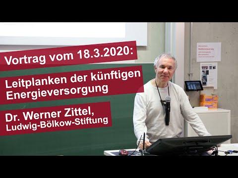Vortrag: Leitplanken der künftigen Energieversorgung