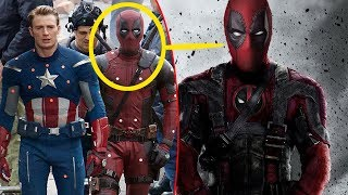 Video Why Deadpool Will Be In Avengers 4 *SHOCKING LEAKS* MP3, 3GP, MP4, WEBM, AVI, FLV September 2018