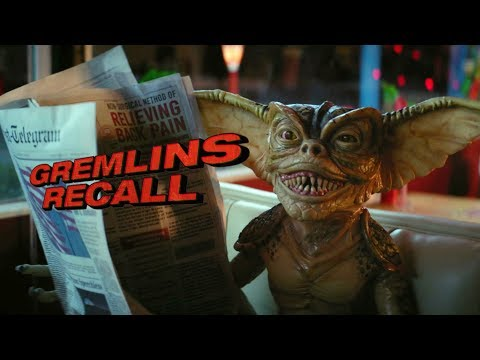 Amazing GREMLINS fan film uses all puppets, no CGI -- violent and delightful
