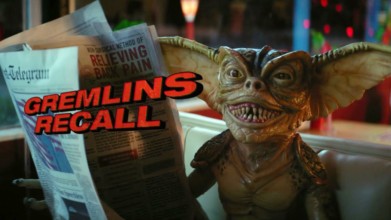 GREMLINS: RECALL (UNAUTHORIZED FAN FILM)