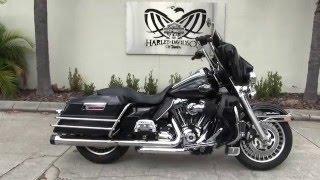 9. Used 2010 Harley Davidson FLHTCU Ultra Classic