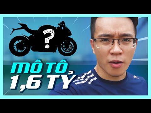 PKL - Xe mô tô giá 1,6 tỷ tại Việt Nam (1.6 Billion VND motorcycle in Viet Nam) - Thời lượng: 18 phút.