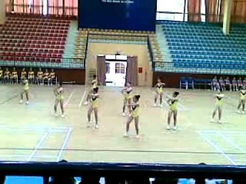 aerobic nhi đồng hai bà trưng 2010