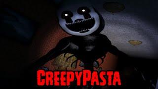 Una CreepyPasta De Nightmarionne De Five Nights At Freddy's 4 Halloween