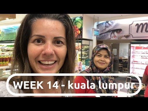 EAST Meets WEST In A KITCHEN In KUALA LUMPUR :: WEEK 14