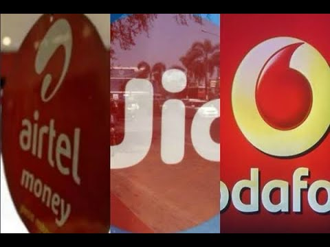In Graphics: Vodafone, Airtel, Reliance Jio tariff plans: these plan comes with 1GB Data p