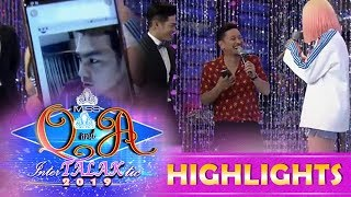 It's Showtime Miss Q and A: Jhong shows proof that Vice and Ion are together