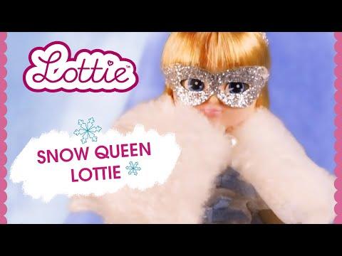 Кукла Lottie Снежная королева