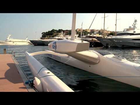 Environnement : un drone marin pour la mission Sphyrna Odyssey