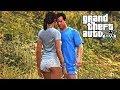 GTA 5 MOD VITA REALE MICHAEL :  Una Ragazza fa il bagno in intimo con Michael #11