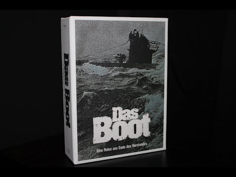 Das Boot - Complete Edition Blu-ray Germany Unboxing