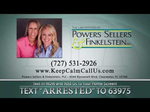 Criminal Attorney Pinellas County FL DUI and Drug Charges Assault Sex Crimes http://www.PSFFirm.com