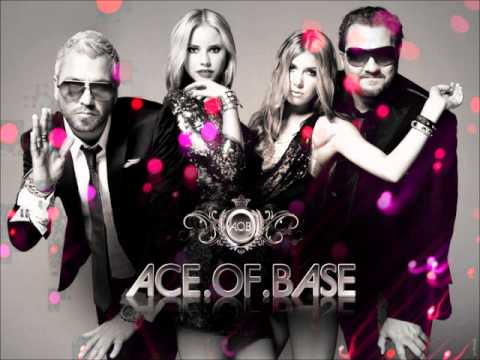 Tekst piosenki Ace of base - All night long (there's something going on) po polsku