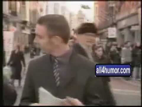 UK TV News Bloopers Compilation #4