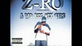 Z-Ro-Sometimes I Ride