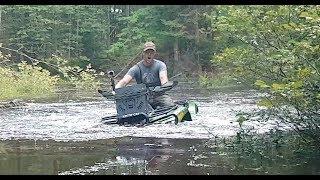 10. Arctic Cat Mud Pro Down!!!!