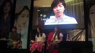 Video Greetings for her 10th year anniversary (Park Shin Hye) MP3, 3GP, MP4, WEBM, AVI, FLV Maret 2018