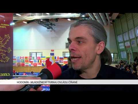 TVS: Deník TVS 19. 2. 2018