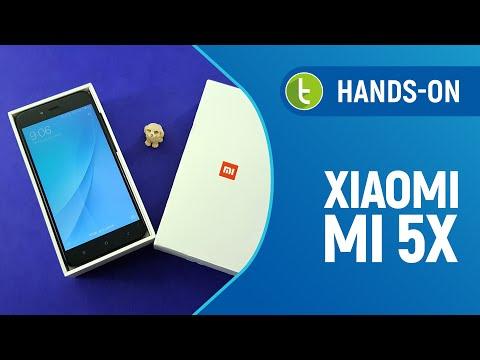Xiaomi Mi 5X: unboxing e primeiras impressões  TudoCelular.com