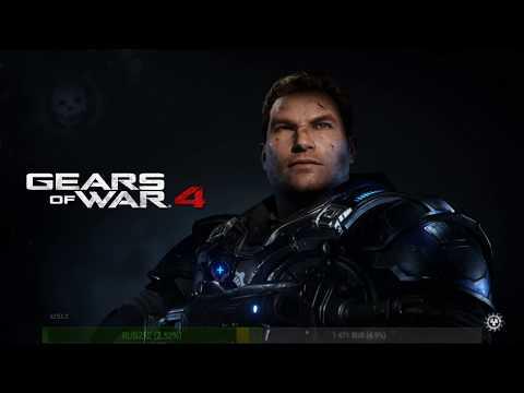 Прохождение GEARS OF WAR 4 #1