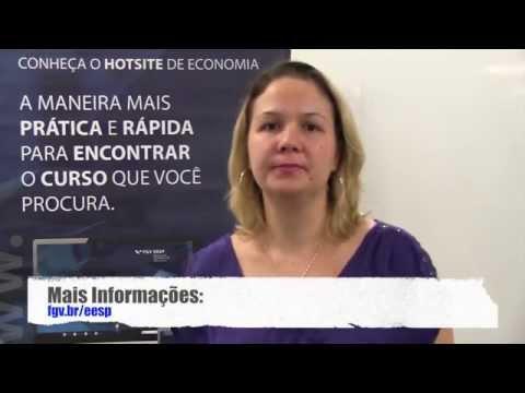 Carolina Dylewski, ex-aluna do Curso de Mestrado Profissional em Economia