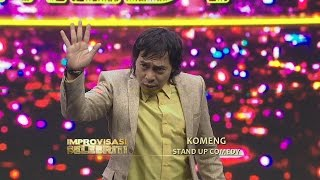 Video IMPROVISASI SELEBRITI - Komeng Ungkap Kelakuan Pak Dipo (10/02/16) Part 6/10 MP3, 3GP, MP4, WEBM, AVI, FLV Februari 2019