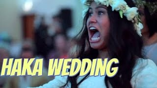 A passionate wedding haka that moved a New Zealand bride to tears is making everyone else cry too after being watched more than 13 million times. Video of ...