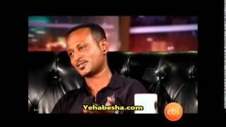Gedion Daniel On Seifu Fantahun Show On EBS