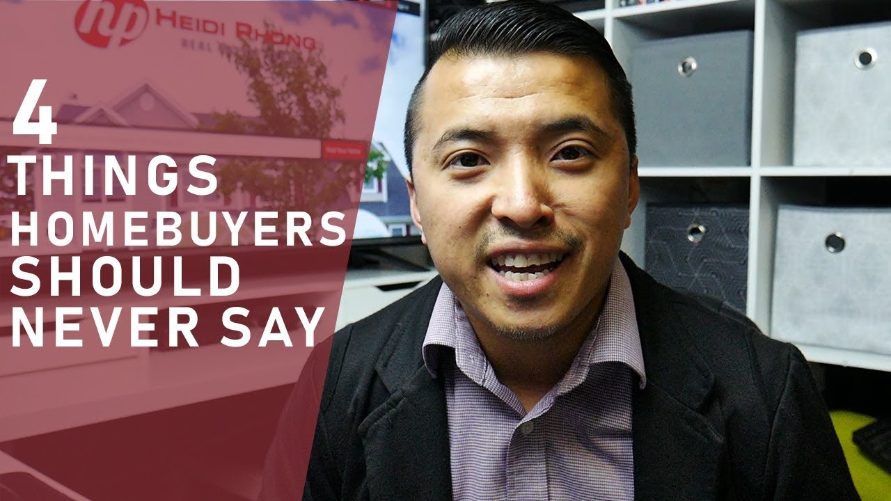 4 Things Homebuyers Should Never Say to Sellers
