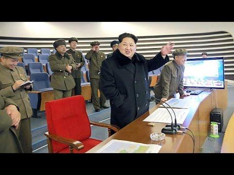Β. Κορέα: Εκτόξευση πυραύλου μεγάλου βεληνεκούς